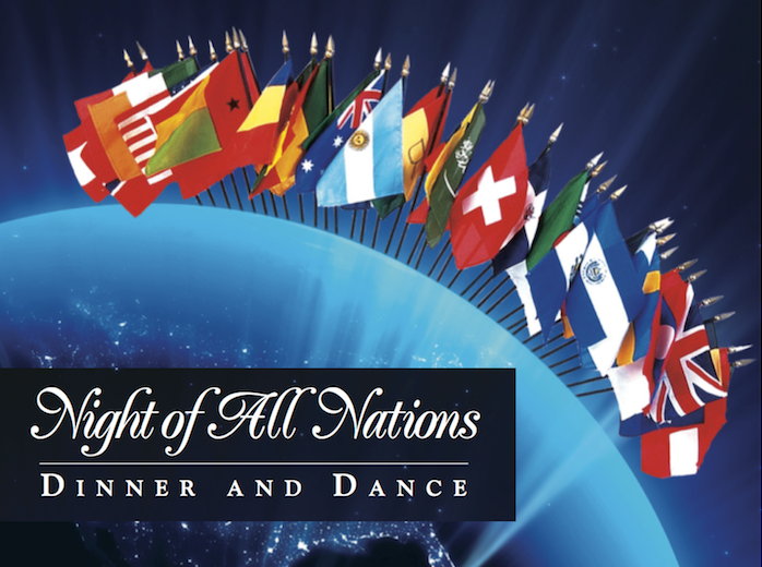 Meet Me In Paris: Night Of All Nations 2019 Gala