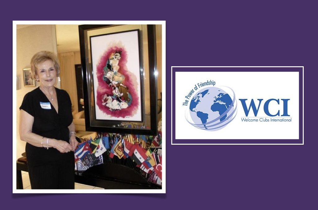 BIWC Member Recognized by The Welcome Clubs International